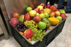 Obst für den Salat