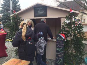 Veganes auf dem Adventsmarkt Kleinostheim @ 63801 Kleinostheim